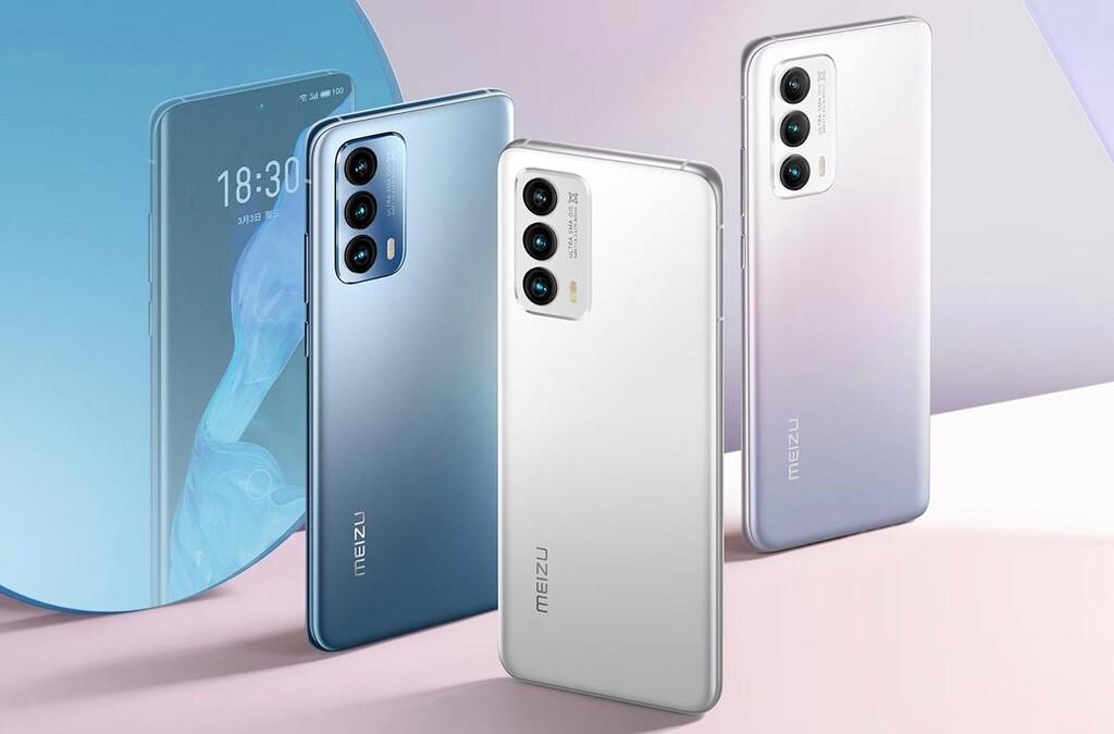 Meizu 18 y Meizu℗ 18 Pro, el renacer de la marca china llega con la óptima potencia y cargado de cámaras