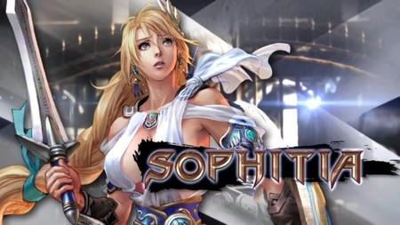 La bella Sophitia muestra sus cualidades en 'Soul Calibur: Lost Swords'