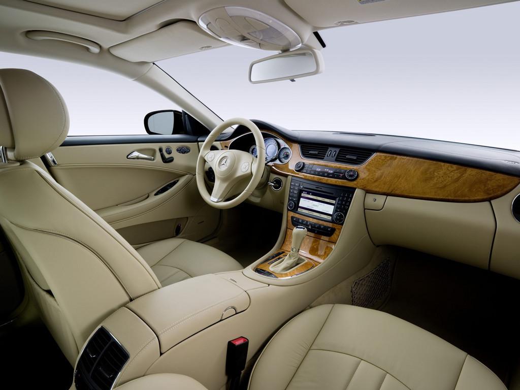 Foto de Mercedes-Benz Clase CLS 2008 (6/14)