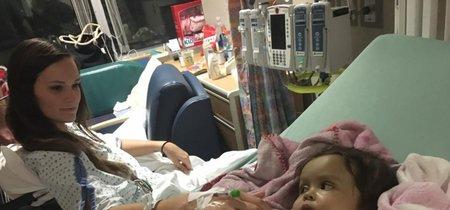 Una niñera dona parte de su hígado para salvar la vida de la niña que cuidaba