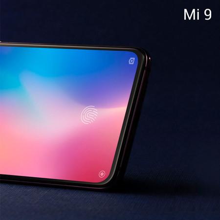 Xiaomi Mi 9 Oficial Sensor Huellas Pantalla