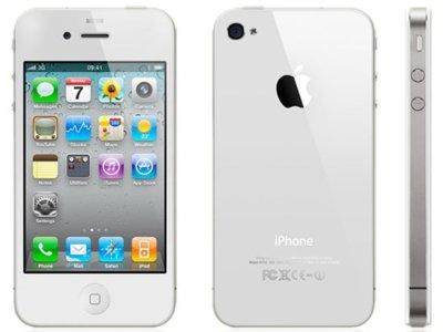 El iPhone 4 blanco existe