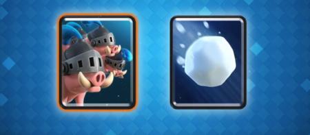 Clash Royale: Puercos reales y Bola de nieve gigante, todo lo que sabemos sobre las dos nuevas cartas