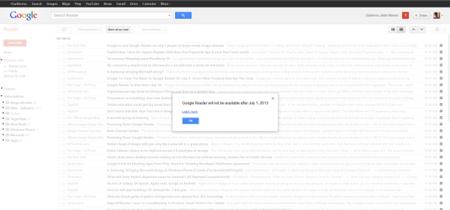 """Google: """"Cerramos Reader porque queremos cambiar la forma de leer noticias"""""""