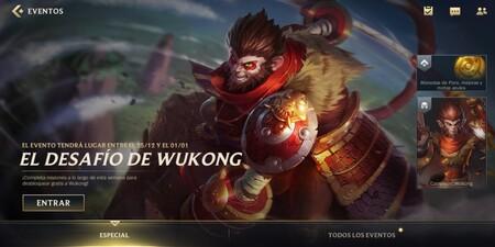 League Of Legends Wild Rift Wukong