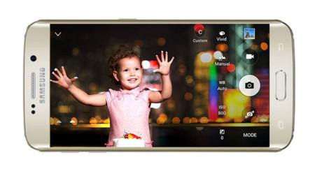 Camara Galaxy S7