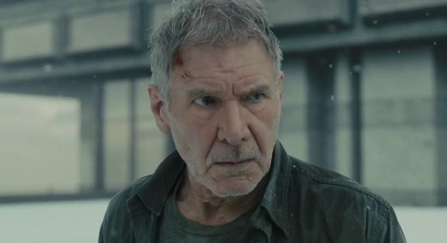 Deckard in Blade Runner 2049