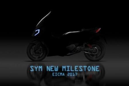 ¡T-Max, prepárate! SYM presentará en Milán un nuevo rival para los maxiscooter deportivos