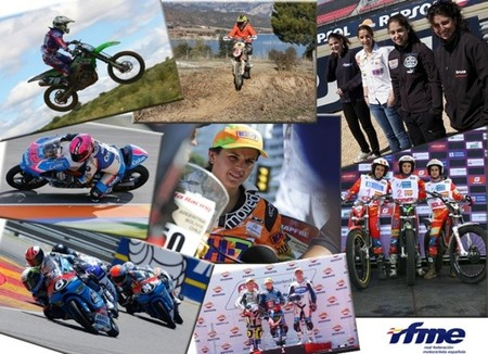 Arranca la Comisión Femenina de Motociclismo
