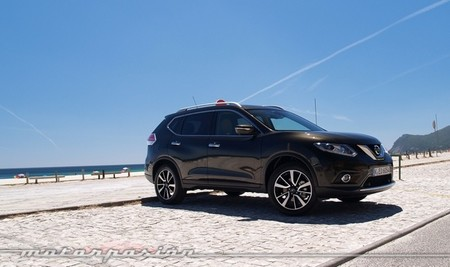 Nissan X-Trail 2014 presentación 04