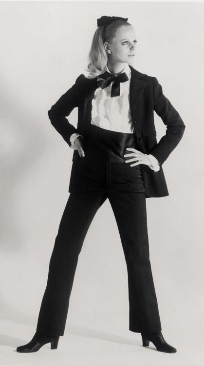 Yves Saint Laurent Primavera Verano 1966