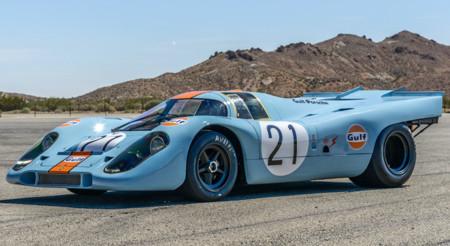 Este Porsche 917K vuelve a competir en Laguna Seca
