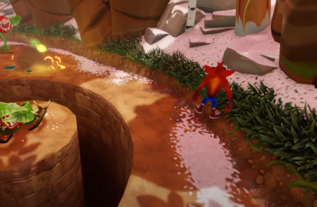 Niveles secretos Crash Bandicoot 2