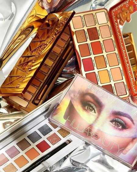 11 paletas de sombras de ojos de Sephora para sumar a nuestro neceser de maquillaje estas rebajas