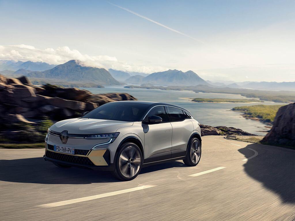 El nuevo Renault Mégane E-Tech es el primer SUV 100% eléctrico de la marca y viene con la promesa de hasta 470 km de autonomía