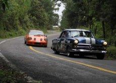 XXIX Carrera Panamericana comienza a calentar motores
