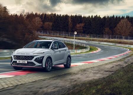 Hyundai Kona N: 280 hp y un 0-100 km/h en 5.5 segundos que nos muestran como un hot hatch vive dentro de un crossover