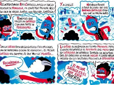 'Disparen al humorista': Darío Adanti reflexiona sobre los límites del humor