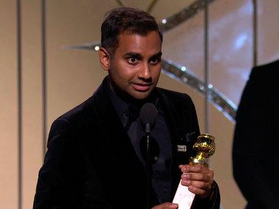 Aziz Ansari también: el creador de 'Master of None' acusado de conducta sexual inadecuada