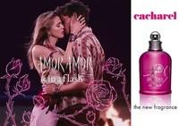 Cacharel nos presenta su nueva versión Amor Amor in a Flash