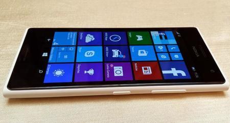 Nokia Lumia 735, análisis