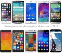 ¿Buscas teléfono de gama alta? Comparamos sus precios en marzo con operadores y libres