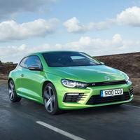 Volkswagen convertirá al Scirocco en un auto eléctrico de 300 caballos de fuerza