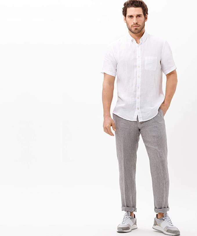 BRAX Style Dan Camisa para Hombre