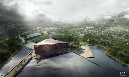 Kolos Noruega