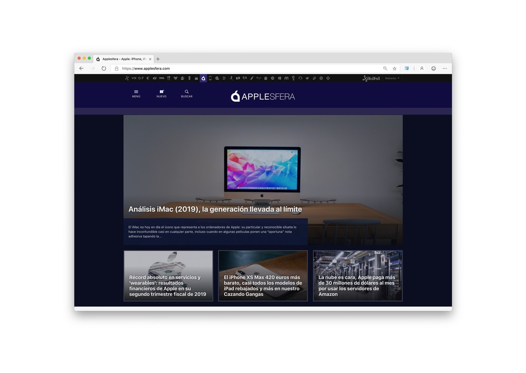 Ya puedas descargar y probar Edge para macOS, el navegador de Microsoft™