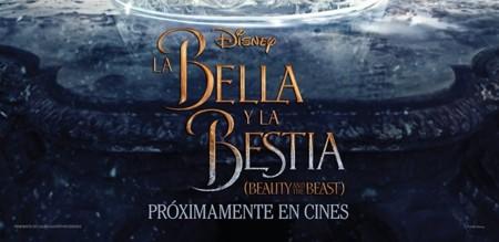 'La bella y la bestia', primer cartel del remake de Disney