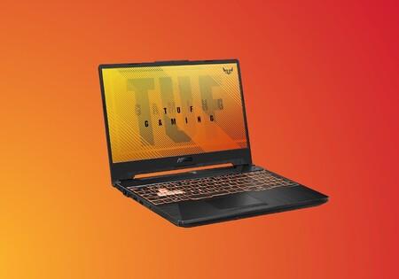El Asus TUF Gaming F15 arrasa en ventas en Amazon, una ganga de portátil todoterreno para trabajar y jugar por 699 euros