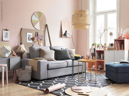 Ikea Kivik Inspiration 1