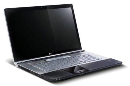 Acer Aspire Ethos, portátil para disfrute de todo lo multimedia