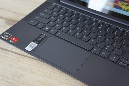 Lenovo Yoga Slim 7 Review Xataka Espanol Touchpad