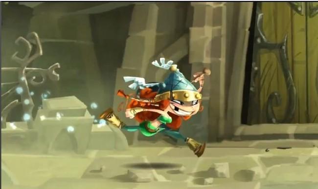 Rayman WiiU