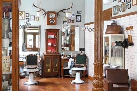La barbería que todo hipster debe visitar alguna vez: Barbería Malayerba