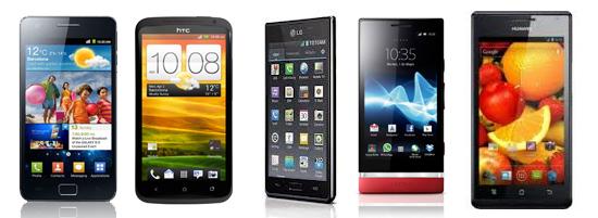 Smartphones Avanzados