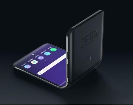Skladaci Smartfon Samsung