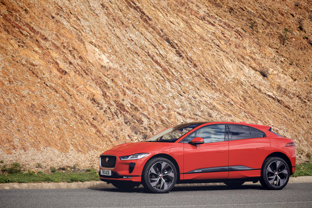 Jaguar I-PACE First Edition lateral