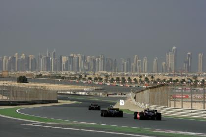 LA GP2 Asia Series se prepara para su lanzamiento oficial