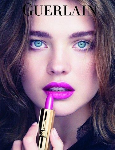 Guerlain Rouge Automatique, nueva barra de labios larga duración para el mes de abril