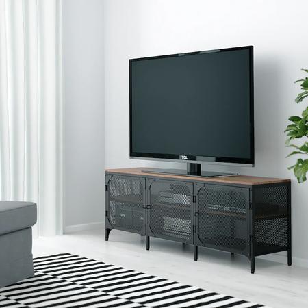 Mueble de televisión con descuento Ikea