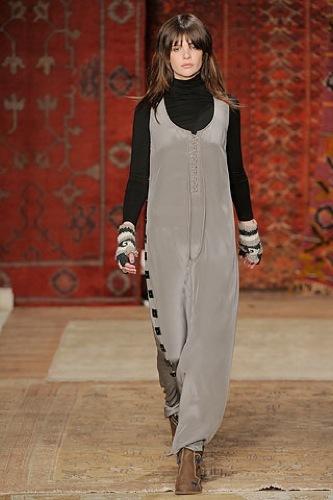 Erin Wasson x RVCA, Otoño-Invierno 2010/2011 en la Semana de la Moda de Nueva York, monos