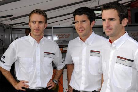 Romain Dumas y Timo Bernhard vuelven a Porsche
