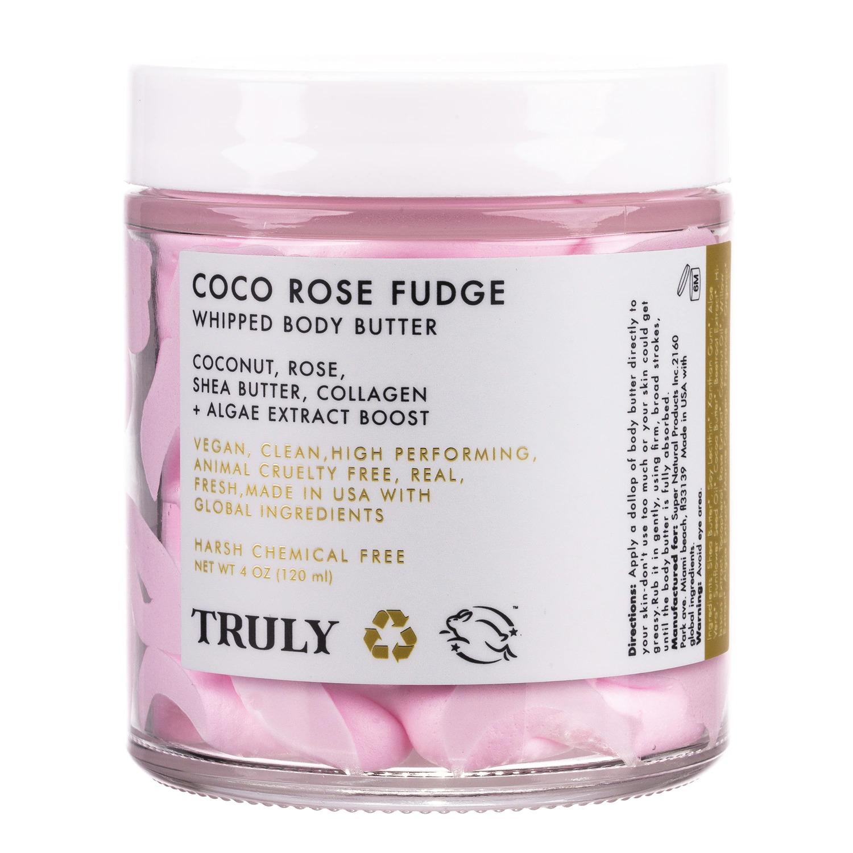 Truly Crema Corporal Coco Rose Fudge