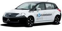 Nissan ya tiene lista su plataforma de coche eléctrico