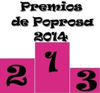 Premios Poprosa 2014: ¡Tenemos los resultados de vuestras votaciones!