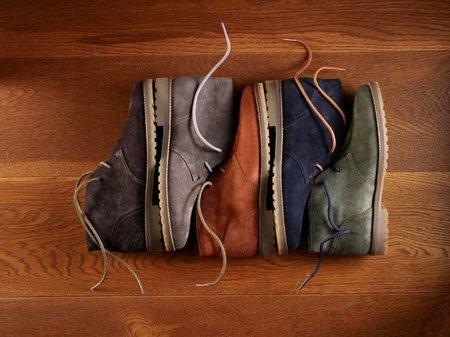 Este otoño sigue apostando por las desert boots