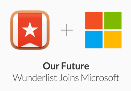 Wunderlist Microsoft Join